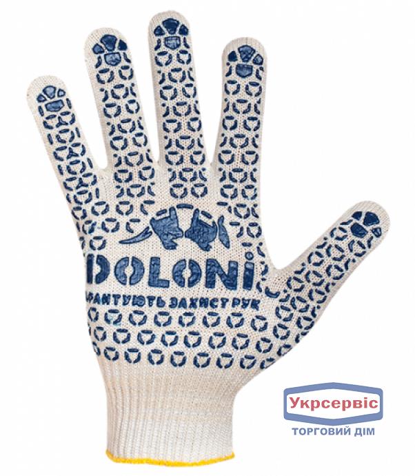 Перчатки трикотажные DOLONI 520