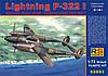Lightning P-322 I 1/72 RS Models 92093