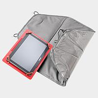 ТрендБай Накидка на сиденье авто с держателем планшета ТрендБай 1103 Лайнин Пэд серый
