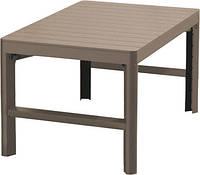Багатофункціональний  LYON TABLE RATTAN капучіно (Allibert), фото 1