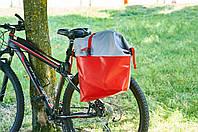 ТрендБай Корзина на багажник велосипедов ТрендБай 5036 Кейсин красный