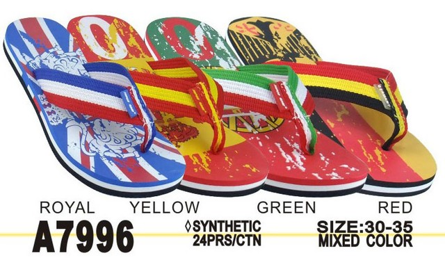 Вьетнамки Детские  Super Gear 7996 (Венгрия)