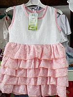 Детское платье воланы, фото 1