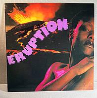 CD диск Eruption