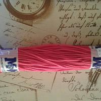 Шнур полипропиленовый твердый цветной   4мм 100м