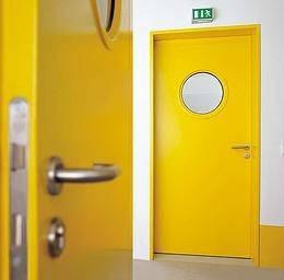 Двери HORMANN стальные.