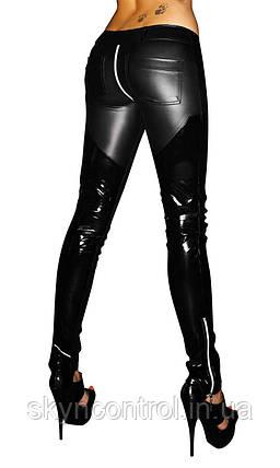 Эротические легенсы Noir HandMade Women's Lingerie Set black, фото 2