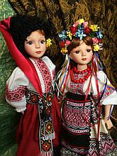 Ляльки-парочка, українці-парочка (40 див.)
