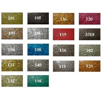 Молотковая краска (0.75л) VIK HAMMER