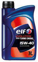 Масло моторное Elf EVOLUTION 500 TURBO DIESEL 15W-40 1л, фото 2
