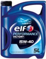 Масло моторное Elf Performance Victory 15W-40 5л, фото 2