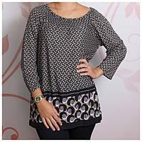 Блуза женская большого размера 40-50р.