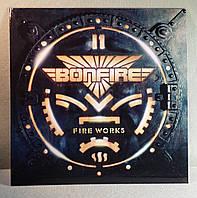 CD диск Bonfire - Fireworks