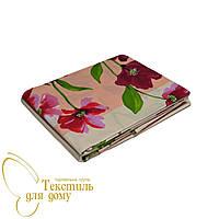 Комплект постельного белья с цветочным рисунком