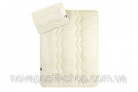 Набор в кроватку Волна: одеяло и подушка