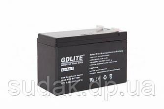 Аккумулятор AGM  7Ah 12B GDLITE