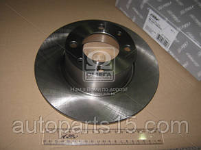 Диск тормозной ВАЗ 2101, 2102, 2103, 2104, 2105, 2106, 2107 передний (RIDER). 2101-3501070. Ціна з ПДВ.