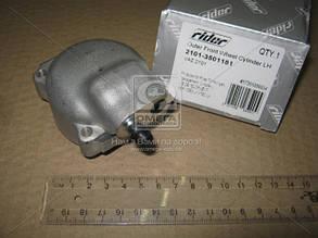 Цилиндр тормозной передний ВАЗ 2101, 2102, 2103, 2104, 2105, 2106, 2107 левый наружный (RIDER). 2101-3501181. Ціна з ПДВ.