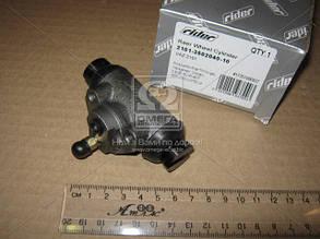 Цилиндр тормозной рабочий задний ВАЗ 2101, 2102, 2103, 2104, 2105, 2106, 2107 (RIDER). 2101-3502040-10. Ціна з ПДВ.