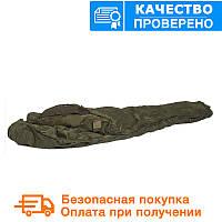 Спальный мешок Mil-Tec SCHLAFSACK TACTICAL 3 OLIV (14113803)