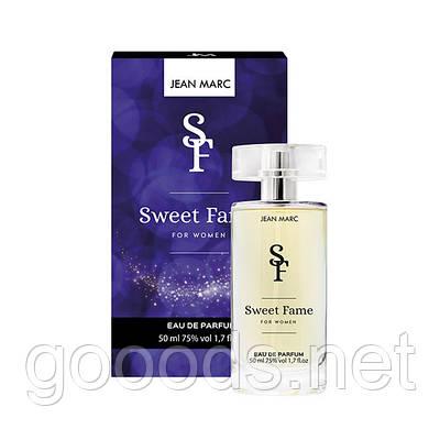 Женский парфюм Jean Marc Sweet Fame for women 50 ml