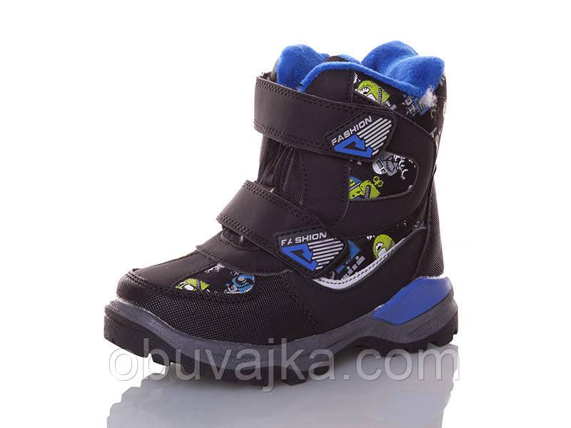 Зимняя обувь 2019 Сноубутсы для детей от фирмы Ytop(27-32)