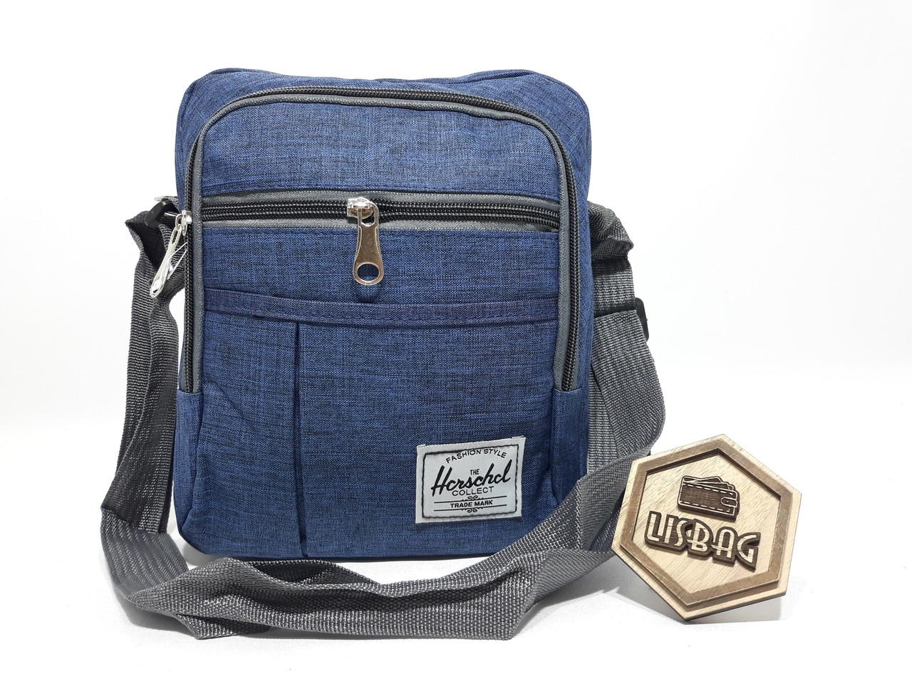 cbf7de7d7064 ... Чоловіча Синя сумка планшетка / барсетка середнього розміру спортивного  стилю, фото 10