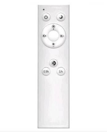 Светодиодный светильник JASMIN Feron 60W 3000-6500K Код.59345, фото 2