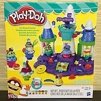 Пластилин Плей до Замок мороженого Hasbro  Play-Doh Ice Cream Castle B5523, фото 1