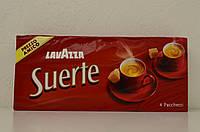 Кофе молотый Lavazza Suerte, 250г (Италия), фото 1