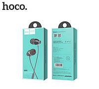Наушники HF Hoco M28 Grey + mic