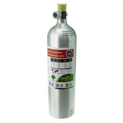 Баллон CO2, алюминий, 1л.