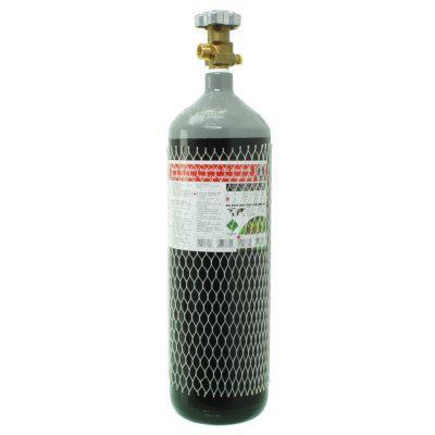 Балон CO2, метал, 5л.