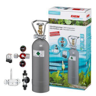 Система CO2 EHEIM CO2SET600 Complete set 2000р