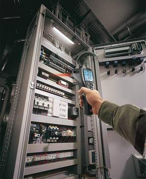 Инфракрасный пирометр Testo 845 с модулем влажности, фото 2