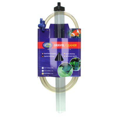 Сифон для чищення грунту Aqua Nova GC-24 (60см)