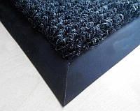 """Придверный коврик на заказ """"Поляна"""" черный 130х200см, фото 1"""