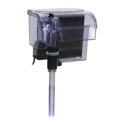 Навесной фильтр для аквариума Aqua Nova NF-600 (до 120 л), фото 2
