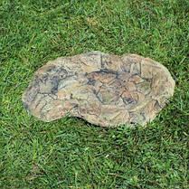 Декоративный садовый ручей ATG line SO-01 левый поворот (62x47x7см), фото 3