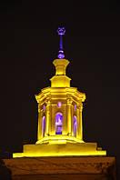 Светодиодная подсветка фасадов.