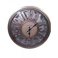 Часы настенные (d-43 см h-5,5 см) ( 32070)
