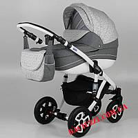 Детская коляска-трансформер Adamex Gloria 227W