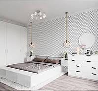 Спальня Room-Store #1 , Цвет Темный