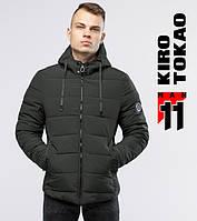 Куртка мужская зимняя Kiro Tokao - 6009 зеленый