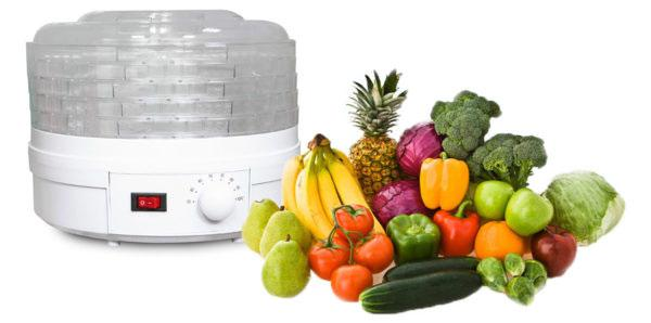 Сушка для овощей и фруктов SBL-1215
