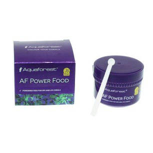 Корм для жестких SPS, LPS кораллов Aquaforest AF Power Food 20г, фото 2