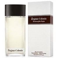 Мужская туалетная вода Ermenegildo Zegna Zegna Colonia (серьезный и спокойный, нежный и страстный аромат)