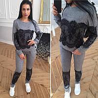 Женские спортивный костюм кружево в Украине. Сравнить цены, купить ... 12323f02ec7