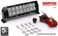 """Светодиодная панель WURTON Off Road LED Light Bar 10"""" (25 см)"""