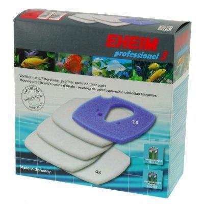 Фильтрующие губки/прокладки для EHEIM professionel 3/4+ professionel 3 1200XL/1200XLT; Набор губок / прокладок